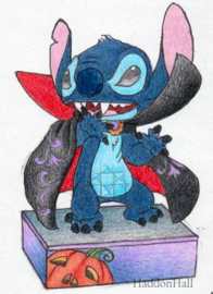 Stitch Vampire H16cm Jim Shore 6010863