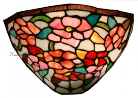 Wandlamp Tiffany B30cm Schelpmodel 5632