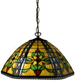 DT19288 Hanglamp Tiffany Ø46cm Sambreel