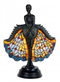 "Tiffany lamp *40 cm* ""Vrouwtje""  9020"
