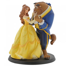 Belle Wedding Cake Topper H12cm Enchanting Disney