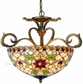 9931 H55 Hanglamp Tiffany Ø56cm Santana