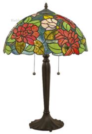 KT164 Tafellamp Tiffany H60cm Ø40cm Dalia