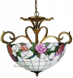 9280 H55 Hanglamp Tiffany Ø56 cm Alba