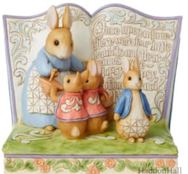 Peter Rabbit Storybook H14cm Beatrix Potter by Jim Shore 6008742