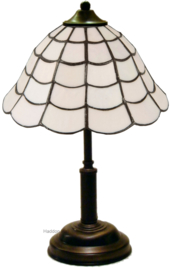 5935 Tafellamp Tiffany H38cm Art Deco Paris