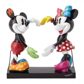Mickey & Minnie H 17,5cm Disney  by Britto 4055228