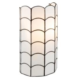 5934 Wandlamp Tiffany H35cm B18cm Art Deco Paris