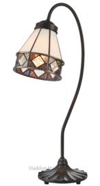 73088 Bureaulamp H49cm Ø14cm Fargo