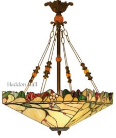 T061 Hanglamp Tiffany 42x42cm Arbois