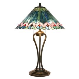 5391 Tafellamp Tiffany Merak