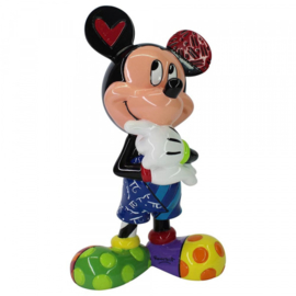 Mickey Mouse Thinking firugine H15cm Disney by Britto 6003345