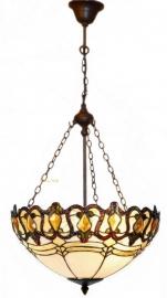 5521 8842 Hanglamp Tiffany Ø39cm Guirlande