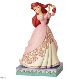 """Ariel """"Ariel's Passion"""" H19cm Jim Shore 6002819"""