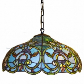 5616 Hanglamp Tiffany Ø47cm Downton