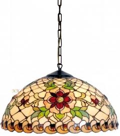 5845 97 Hanglamp Tiffany Ø40cm Santana
