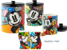 Mickey Minni Pluto Set - Disney by Britto