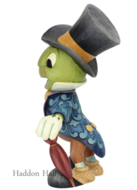 Jiminy Cricket Statement Figurine Japie Krekel H38cm! Jim Shore 6005972