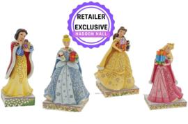 Christmas Princesses - Set van 4 - H17cm - Jim Shore
