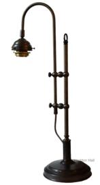 345.02 Voet voor Bureaulamp Verstelbaar H45-55cm