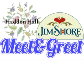 Meet and greet met Jim Shore: 9 november 2018