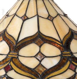 5880 Tafellamp Tiffany H63cm Ø47cm Lancaster