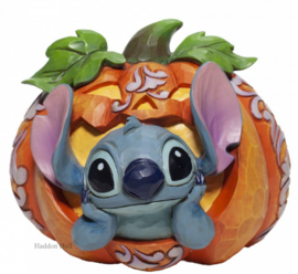 Stitch O'Lantern H10cm Jim Shore 6007080