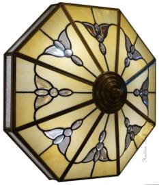 SN03 Wandlamp Tiffany Ø44cm Gladstone