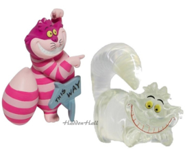 Cheshire Cat - Setr van 2 beelden - Disney Showcase