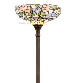 5187 Vloerlamp Uplight H177cm Ø36cm Clavel