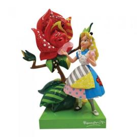 Alice in Wonderland Figurine H18cm Disney by Britto 6008524