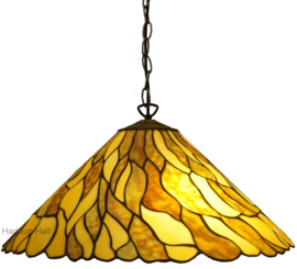 7878 Hanglamp Tiffany Ø50cm Jade