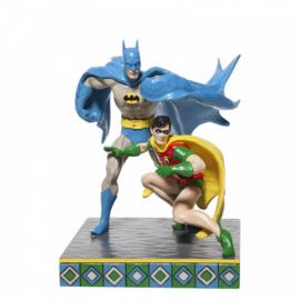 Batman & Robin Figurine H20cm Jim Shore 6007090  aug. 2021