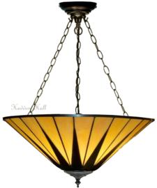 TG08 SU3 Hanglamp Tiffany Ø42cm Dark Star