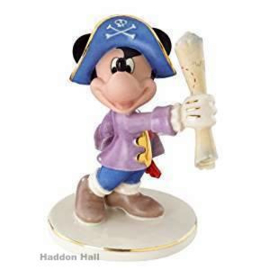 Mickey  Ahoy H13cm Disney by Lenox 843558
