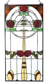 7865 Mackintosh Tiffany paneel 90x45cm