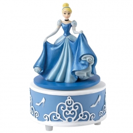 CINDERELLA Musical H11cm A Dream is A Wish..