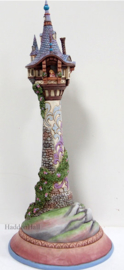 Rapunzel Tower Masterpiece H43cm - Jim Shore 6008998