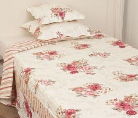 Q127 Clayre & Eef Bedsprei 180 x 260 cm Quilt Patchwork-style