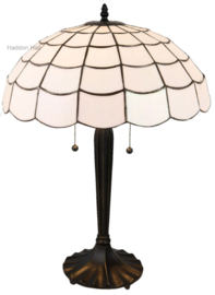 5932 Tafellamp Tiffany H56cm Ø40cm Art Deco Paris