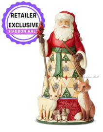 Event Exclusive - Santa Animals - Jim Shore 6005246  Eventpiece 2019