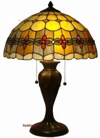 Tafellamp Tiffany H58cm Ø40cm 7807 Victoria