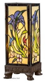KT29 Tafellamp Tiffany H37cm WIndlicht Model Iris