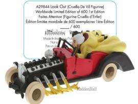 Cruella De Ville B26,5cm Limited Edition - Enchanting Disney A29844