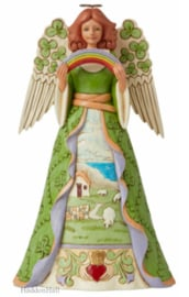 Blessings be Upon Ye' - Irish Angel H25cm Jim Shore 6008403