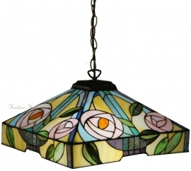 "TG106M 97 Hanglamp Mackintosh 35x35cm ""Willow"""