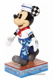 Mickey - Snazzy Sailor H13,5cm Jim Shore 6008079