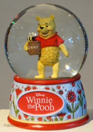 "WINNIE THE POOH ""SIlly Old Bear""H15cm Jim Shore Waterbal 4059191"