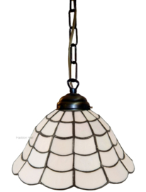 5935 Hanglamp Tiffany Ø25cm Art Deco Paris