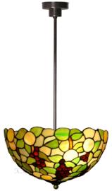 1137 Hanglamp Tiffany Ø40cm Redberrie